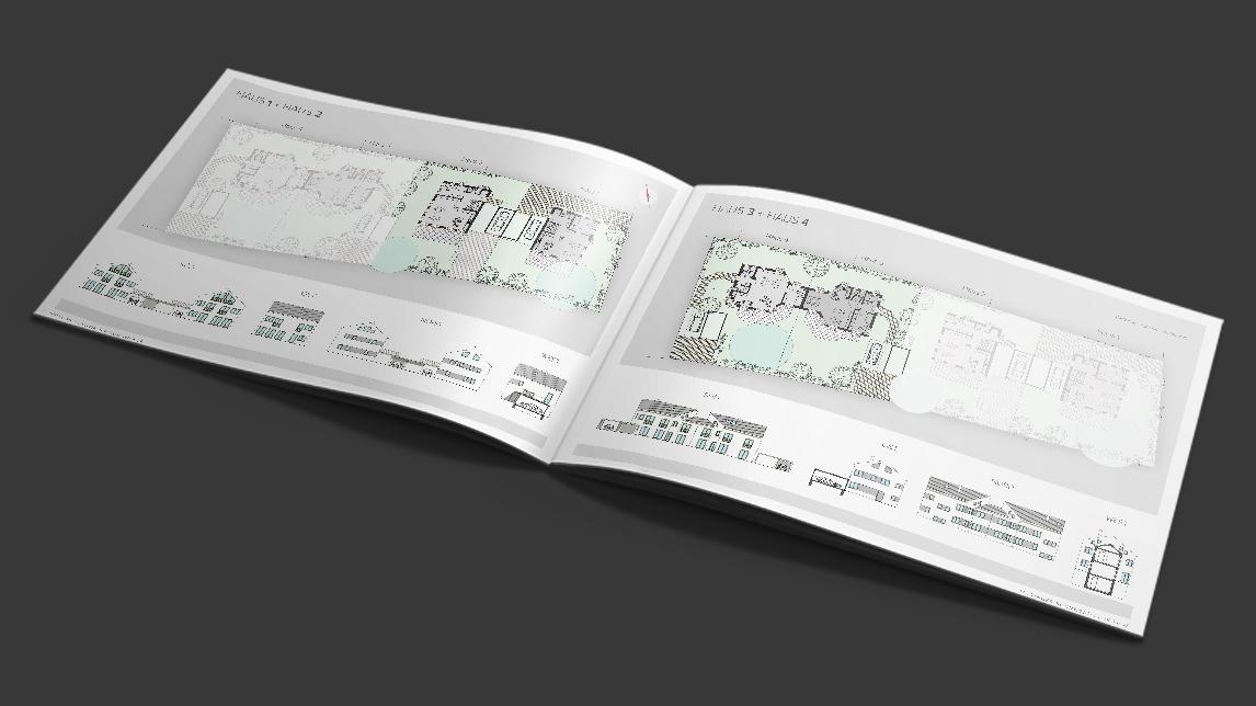 Expose München von Jan Möltgen, Grafikdesigner für Robac Bauträger