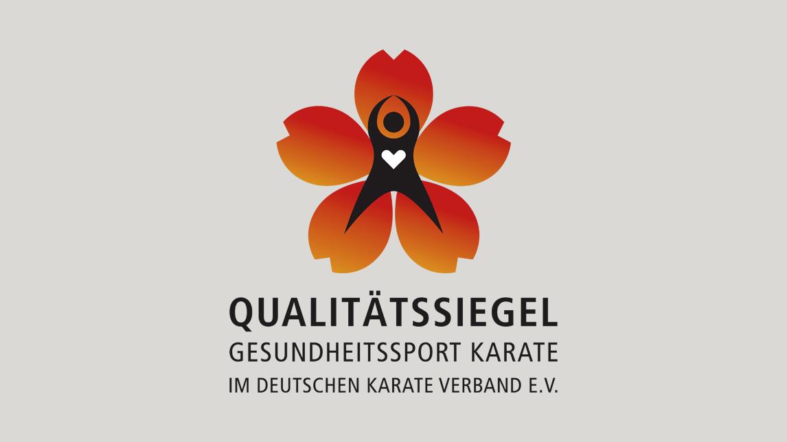 Logo Gestaltung München von Jan Möltgen für den deutschen Karate Verband