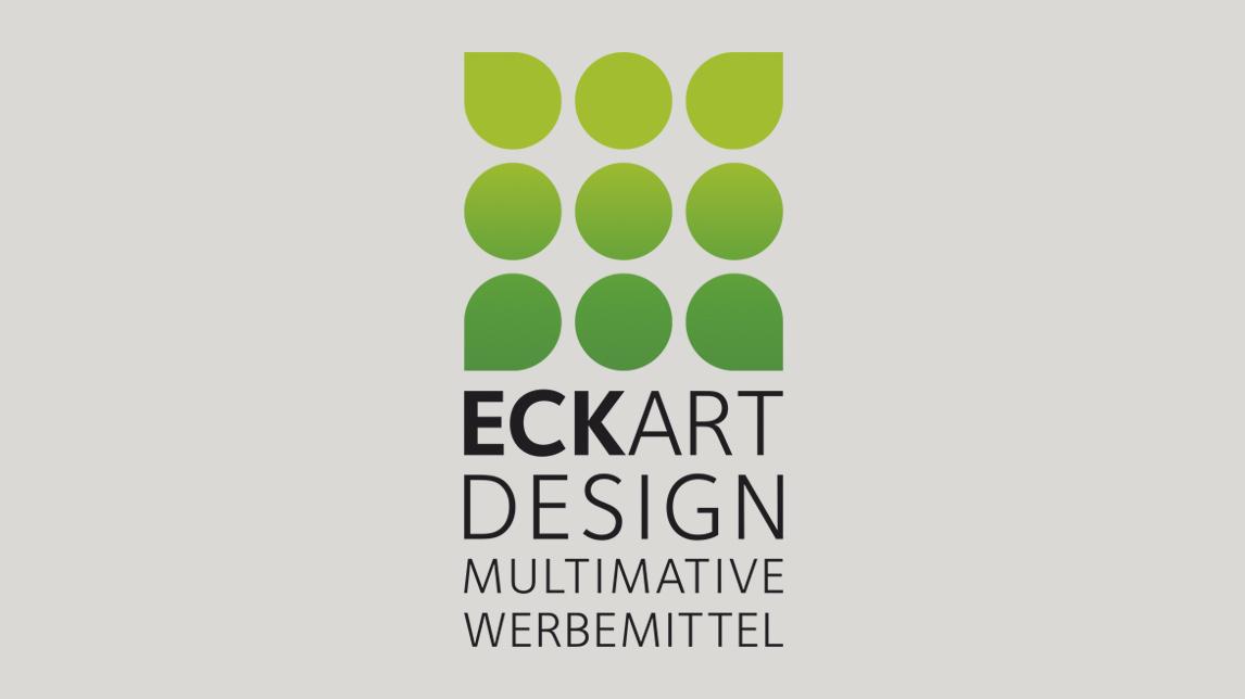 Logo Design München von Jan Möltgen, Grafikdesigner für Eckart Design Werbemittel