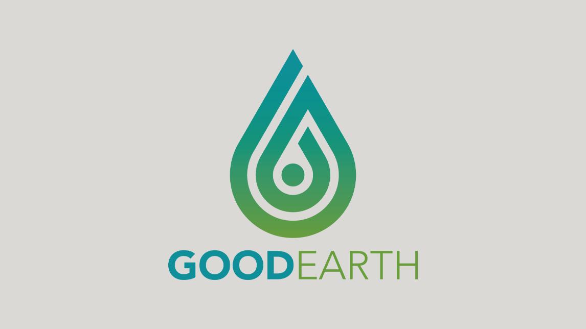 Logo Design München von Jan Möltgen, Grafikdesigner für Good Earth