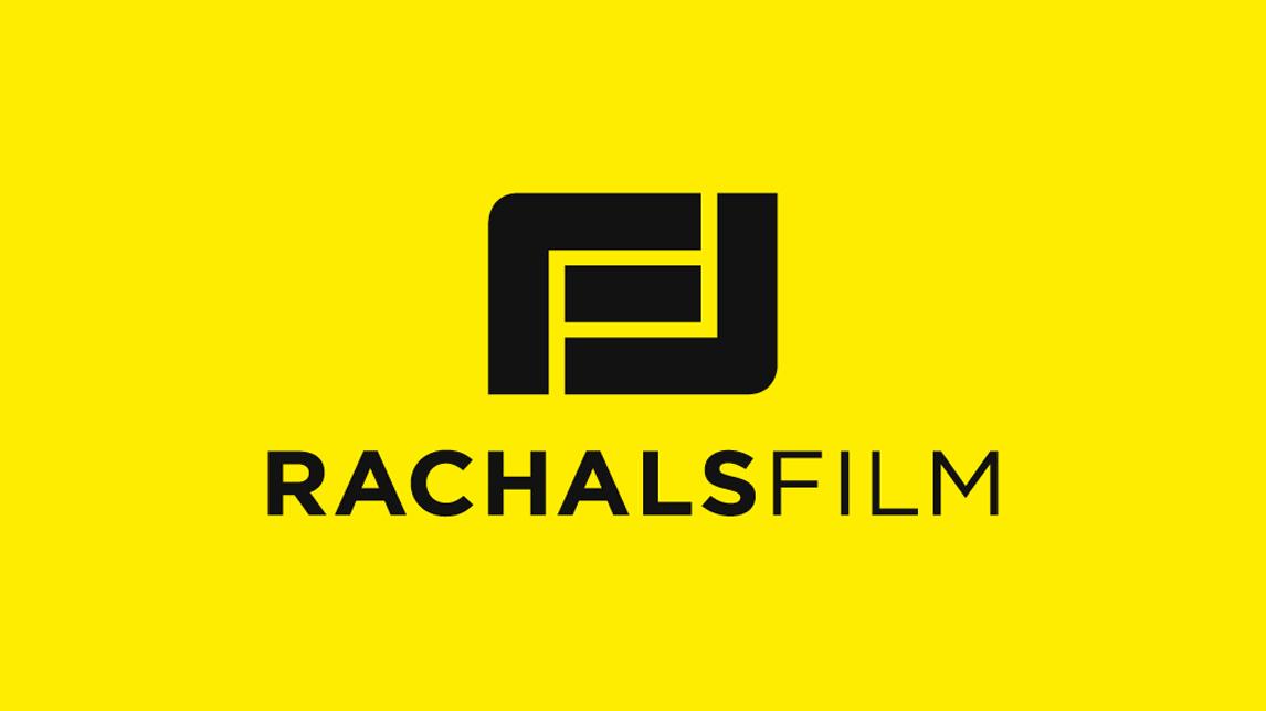Logo Design von Jan Möltgen, Grafiker für Rachals Film