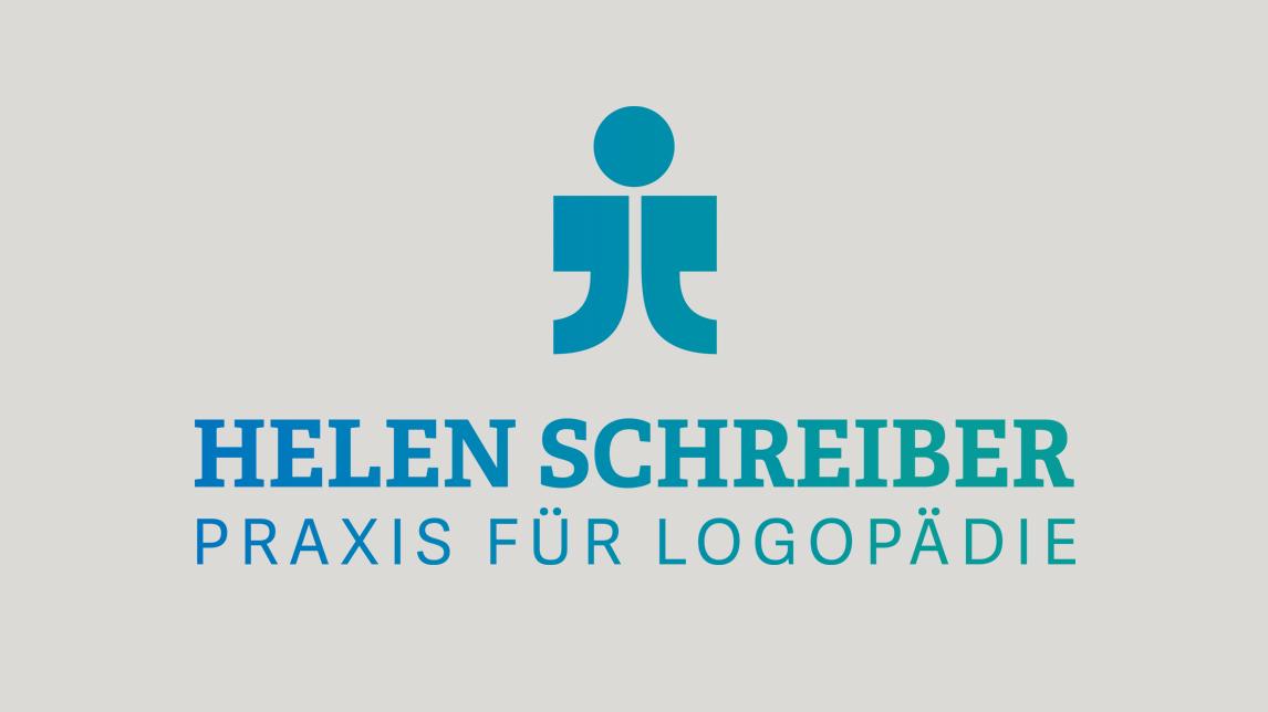 Logo Design München von Jan Möltgen, Grafikdesigner für eine Logopädin